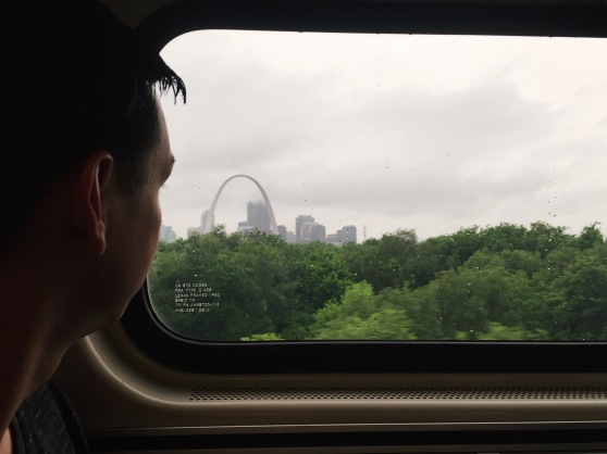 See ya later St. Louis!